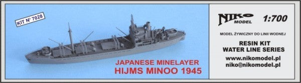 IJN minelayer Minoo