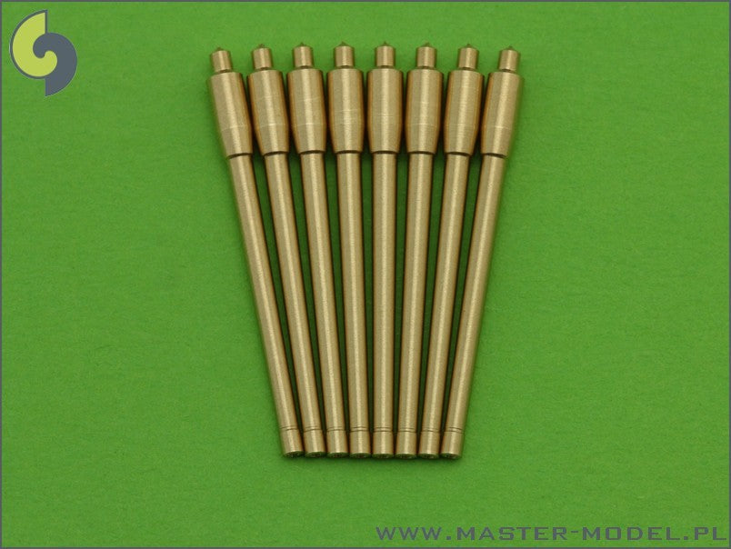 France 380 mm/45 (14.96in) Model 1935 barrels - for turrets without blastbags (8pcs)