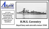 HMS Coventry 1940 *pre-order* back in stock December 2020