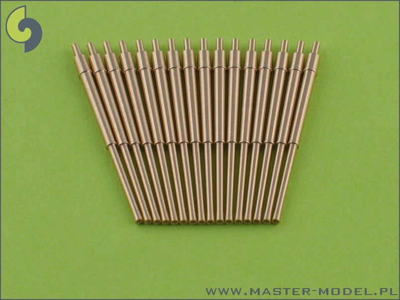 British 5,25in (133mm) QF Mark I barrels (16pcs)