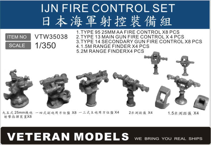 IJN fire control set