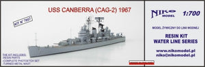 USS Canberra CAG-2 1967