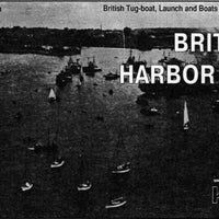 British tug and harbour set 1890-1918