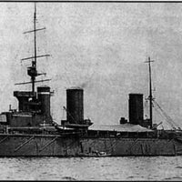 HMS Queen Mary, British battlecruiser 1916