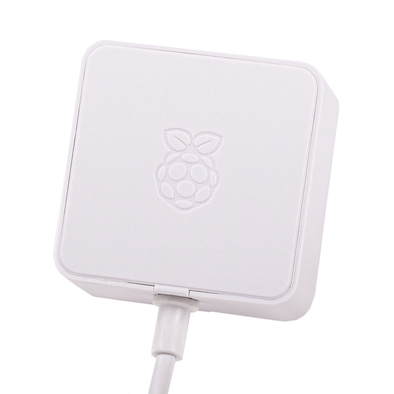 Raspberry Pi 15W Power Adapter, US