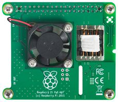 Power over Ethernet (PoE) HAT for Raspberry Pi Boards, Add-On Board