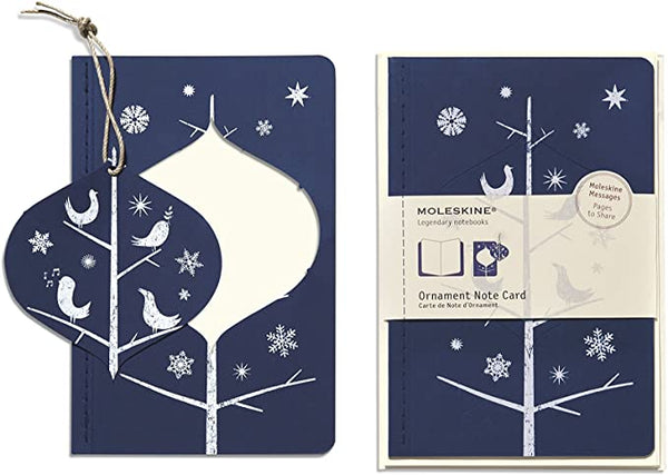 Moleskine Mockingbird Ornament Note Card
