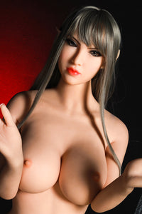 168cm/5.51ft Big Breasts Anime Sex Doll