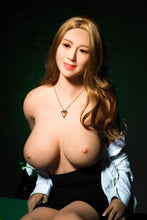 Load image into Gallery viewer, Casino Dealer 5'5 Realistic Big Boobs Doll