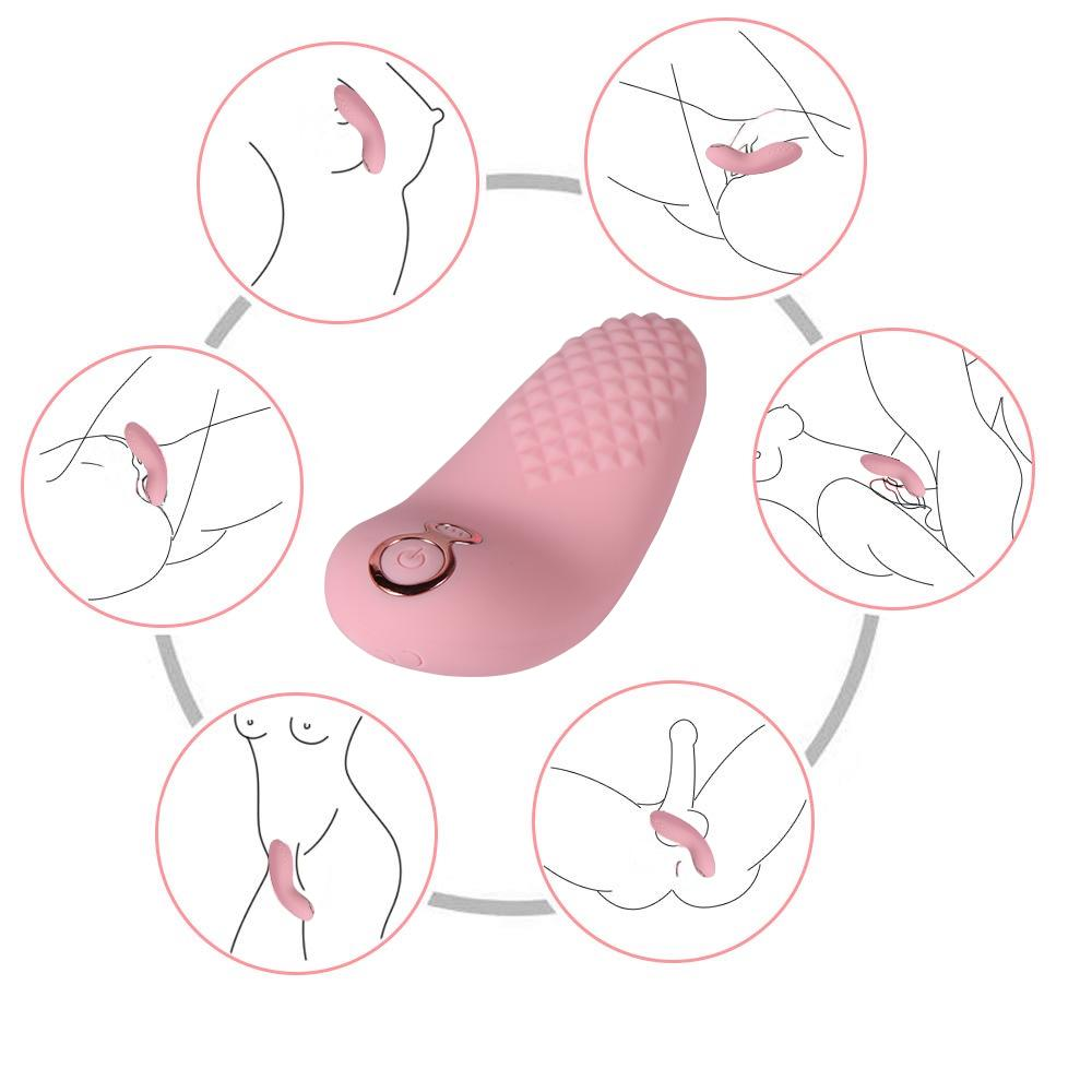Multifunctional G-spot Vibrating Stimulator 9 Modes