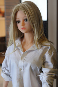 Blonde Hair Love Doll 4'6 High