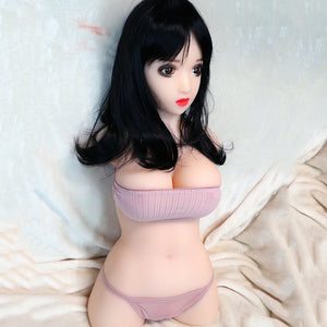 Popular Half Body Sex Doll Torso with Head