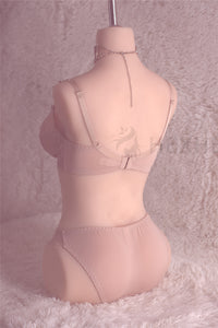 Half Body Sex Doll Torso Intet hoved Intet ben