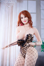 Load image into Gallery viewer, Sexy Black Lace Real Doll 165cm/ 5.4ft