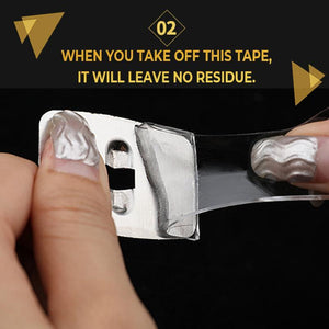 (Factory Outlet) (50% OFF!!) Nano Magic Tape