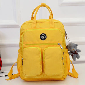 Multi-Pocket Waterproof Backpack