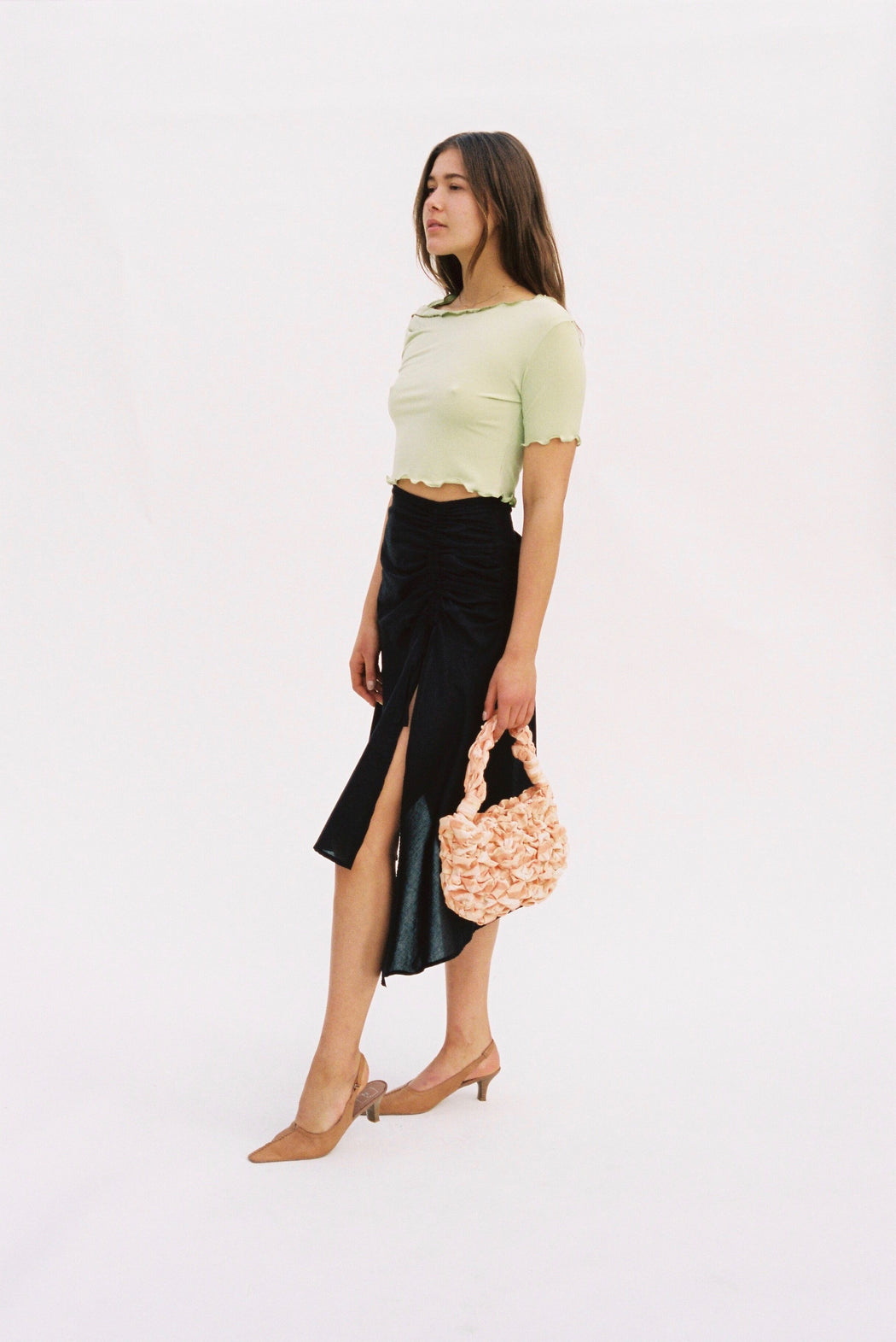 SUMMER SKIRT BLACK