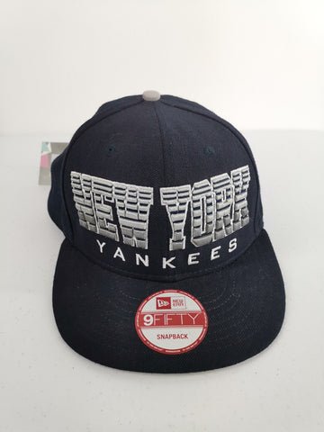 Gorra Azul Marino NEW YORK YANKEES