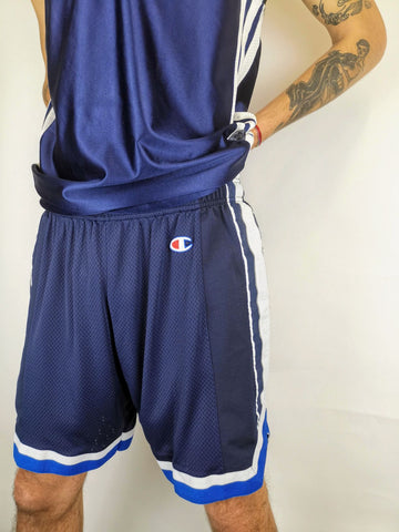 Branded Shorts CHAMPION AUTHENTIC ATHLETIC / Talla M