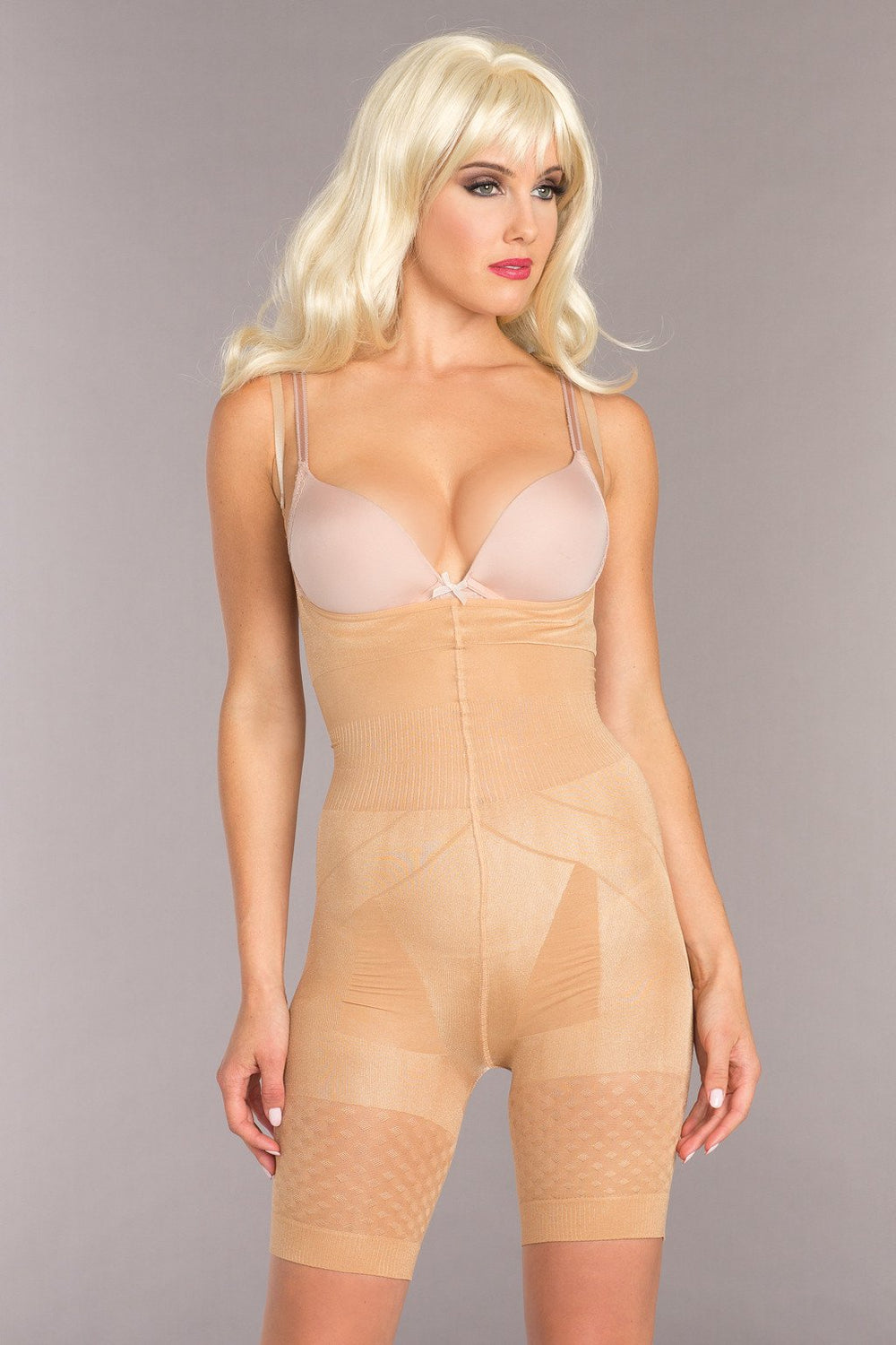 BW1675ND Thinking Thing Body Shaper - Nude