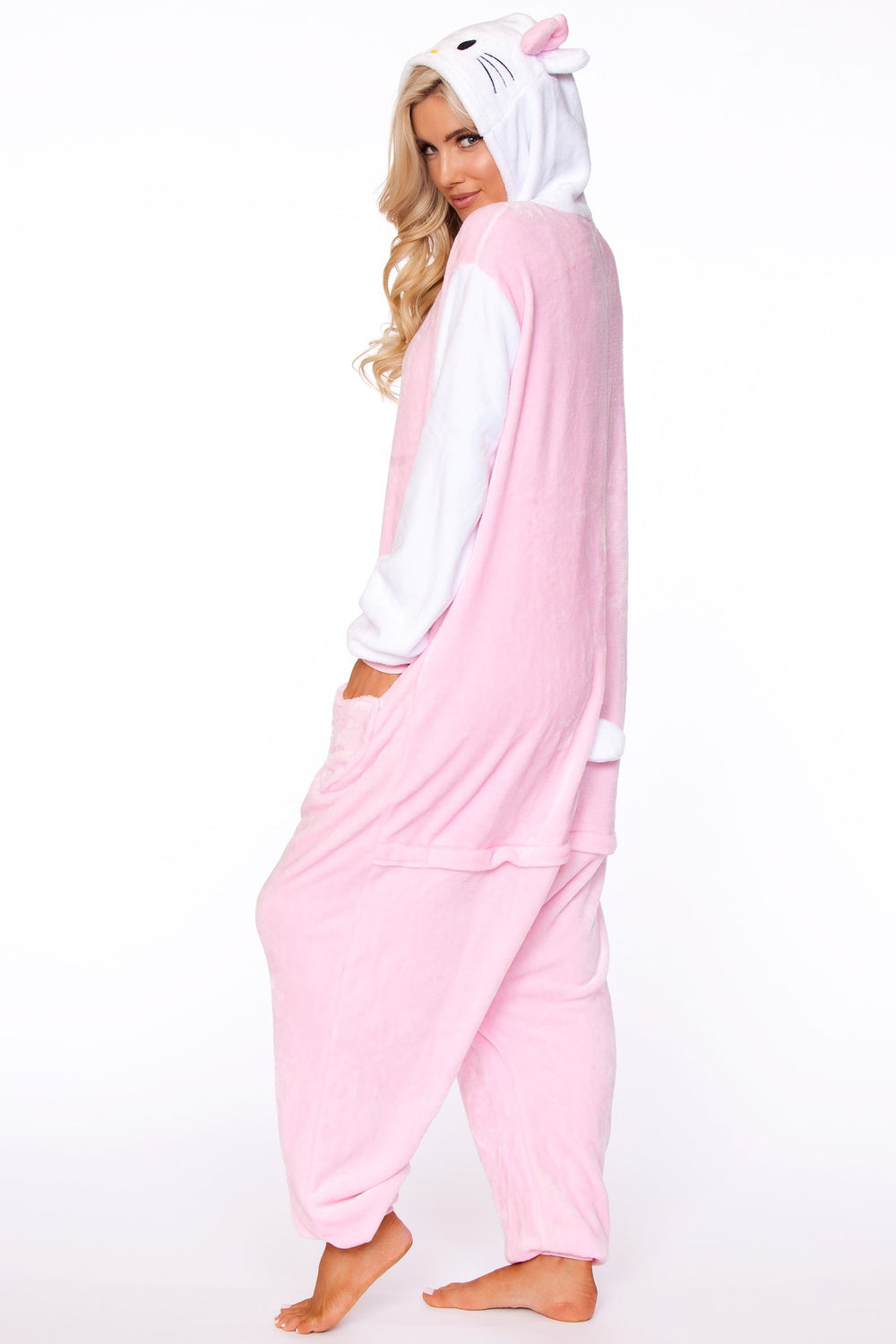 C1816 KITTY CAT Adult Onesie