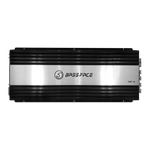 Bass Face Amplificatore mono Classe D Db1.6 – 5.5 KW Rms – Competition