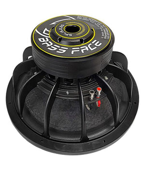 Bass Face SPL15.2.2 S – Subwoofer 38 cm 2100 w Rms 2 x 2 ohm New