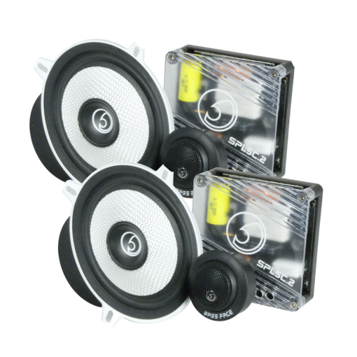 Bass Face SPL5C.2 – Kit 2 vie 13 cm