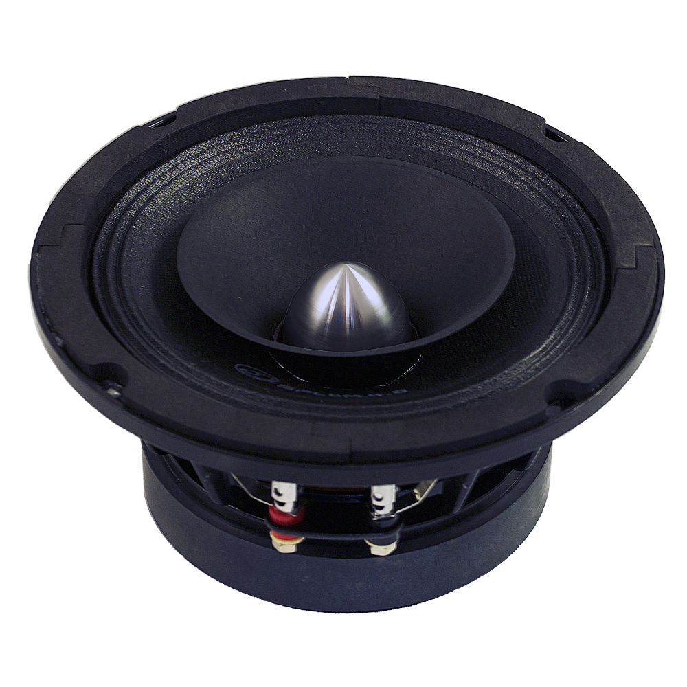 Bass Face Spl6m.4.4 – Midrange 16,5 cm. 4 ohm Alta efficienza – Dual cone