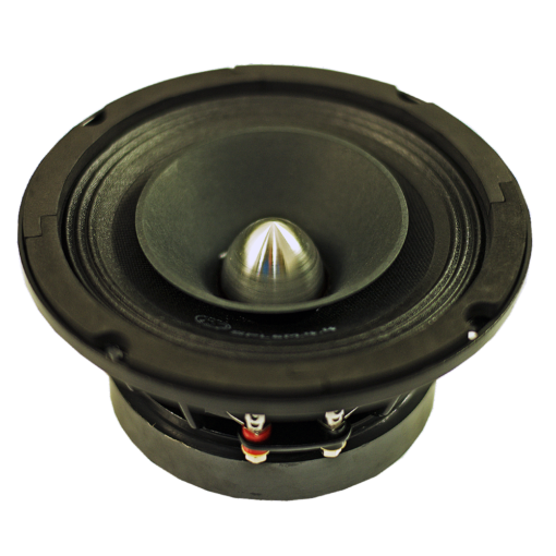 Bass Face Spl6m.4.8 – Midrange 16,5 cm 8 Ohm Alta efficienza – Dual cone