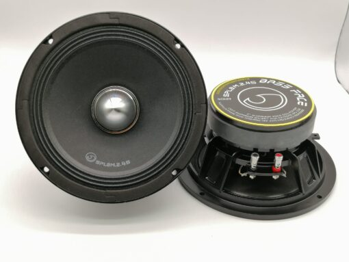 Bass Face Midrange Alta efficienza 20 CM SPL8M.2.4S – 4 ohm 300 w RMS