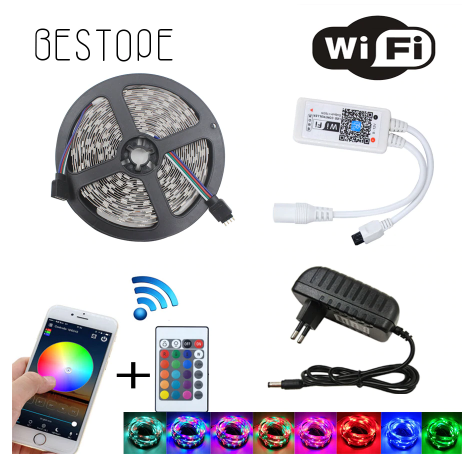WIFI RGB Striscia Luminosa LED