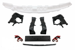 Kit carrozzeria completo adatto per BMW Serie 4 F32 F33 (dal 2013 in poi) M-Performance Design Coupé Cabrio