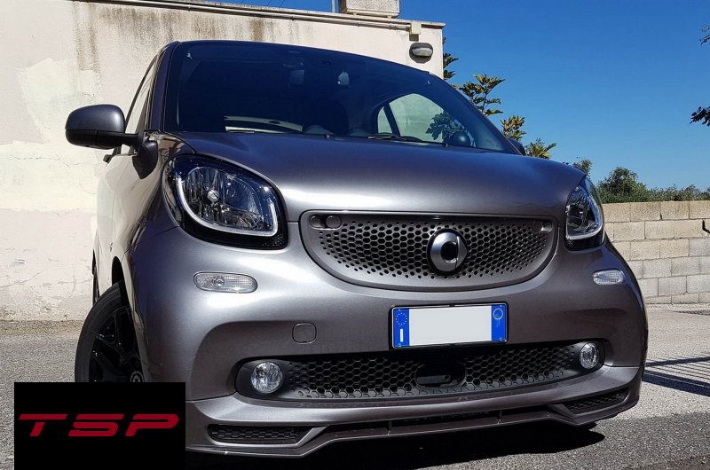 Sottoparaurti per SMART ForTwo 453 (2014-Up)