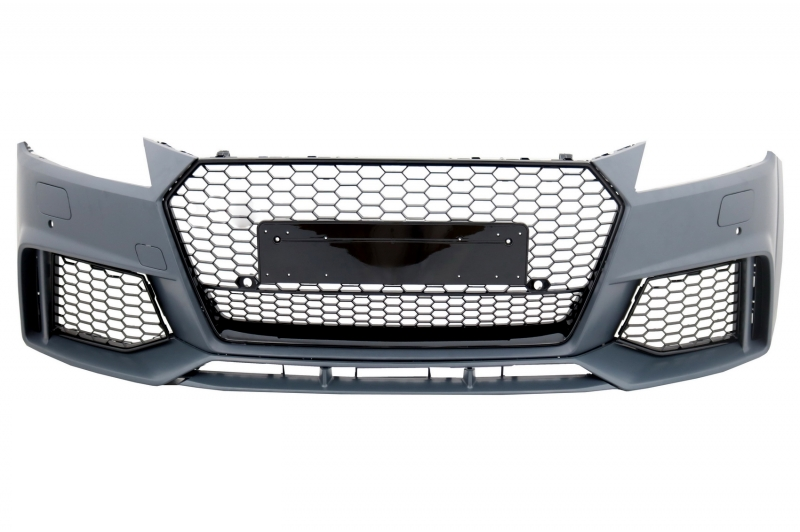 Paraurti anteriore adatto per AUDI TT 8S Mk3 (2014-Up) RS Design