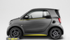 Minigonne laterali adatte per SMART ForTwo 453 (2014-Up) B Design