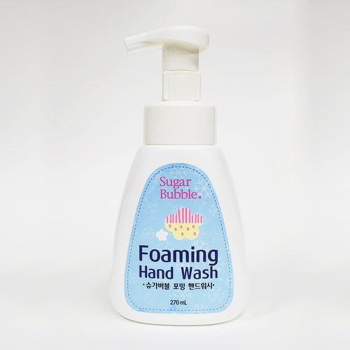 Sugar Bubble Foaming Hand Wash 270ml