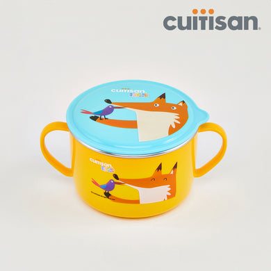 Baby Feeding Bowl - 650ml YELLOW
