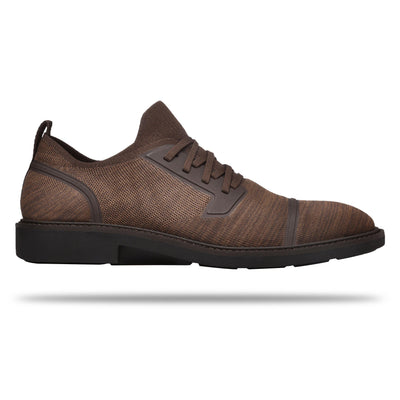 The Brian Cap Toe - Brown