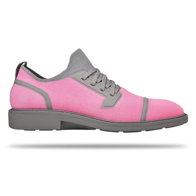 The Brian Cap Toe - Pink