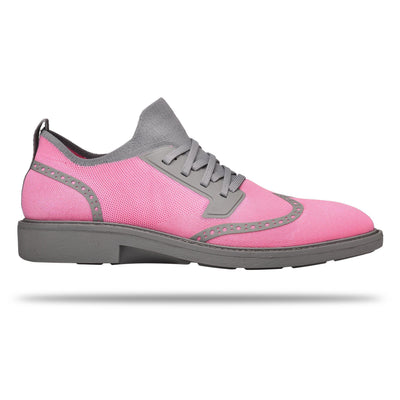 The Fred Wing Tip - Pink