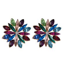 Load image into Gallery viewer, NZ - Colourful Starlight Alloy Stud Earrings