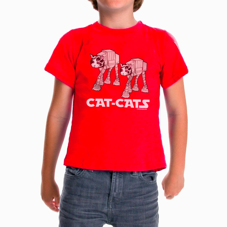 CAT-CATS Youth Tee