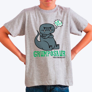 Grumposaur Youth Tee