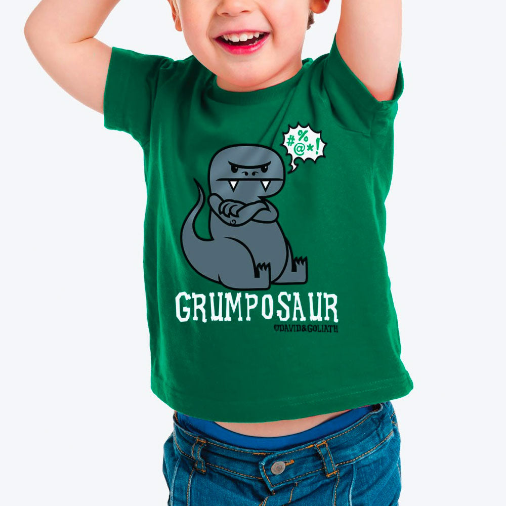 Grumposaur Toddler Tee