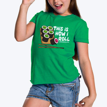 This Is How I Roll Youth Tee