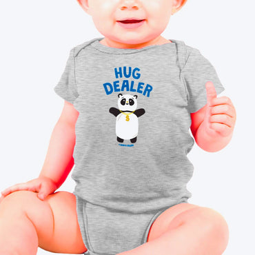 Hug Dealer Onesie Bodysuit