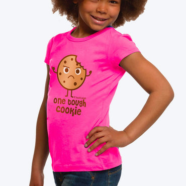 One Tough Cookie Girl's Tee
