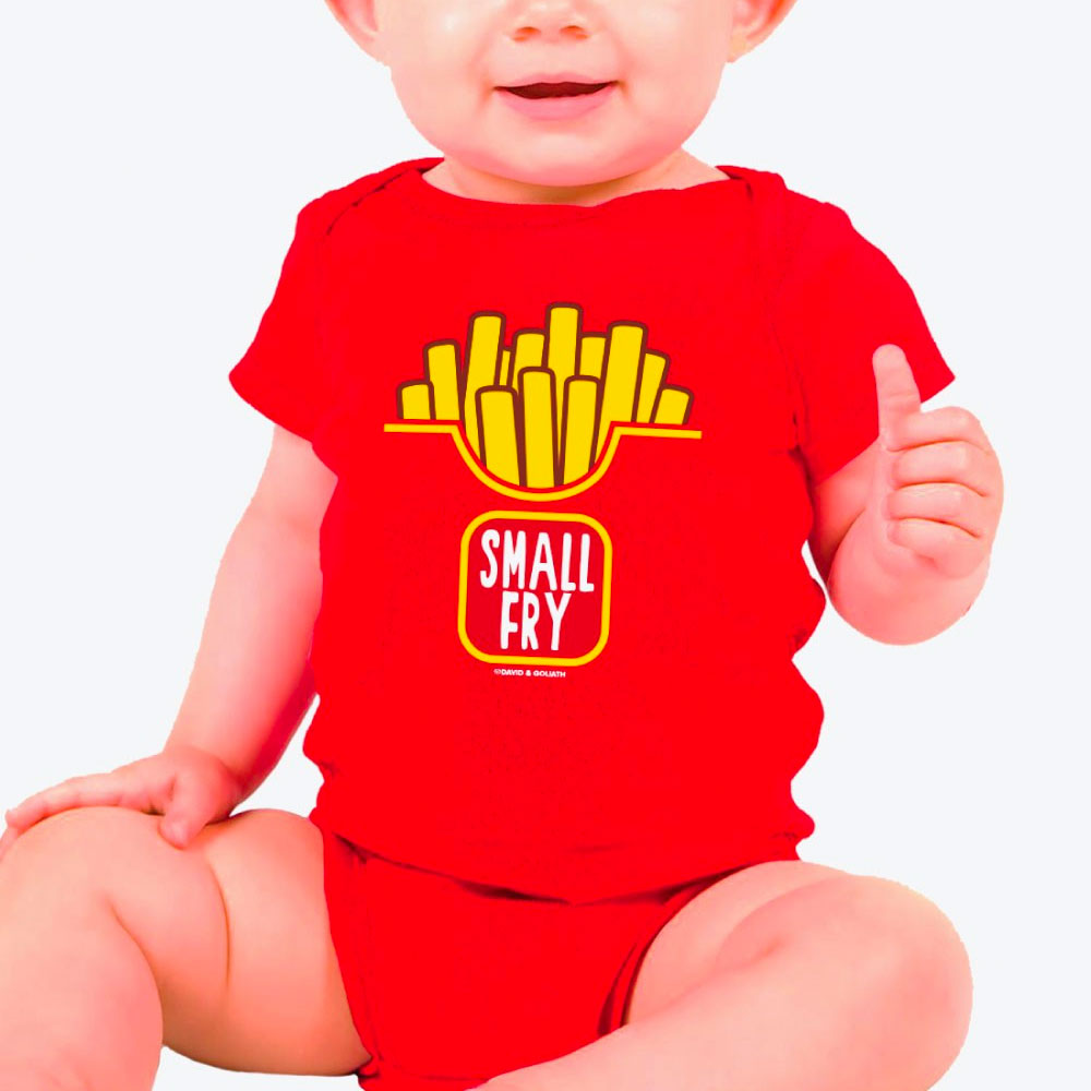 Small Fry Onesie Bodysuit