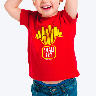 Small Fry Toddler Tee